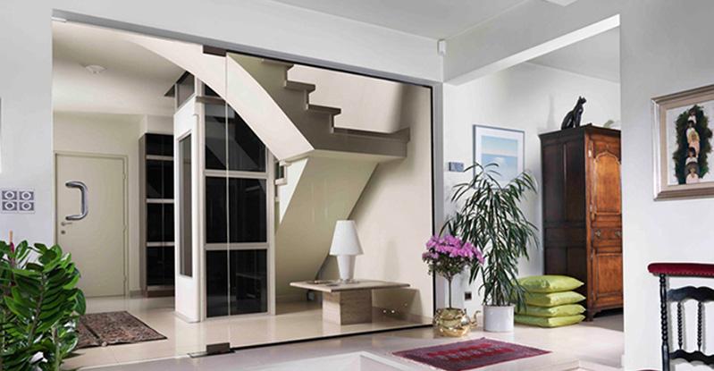 chi phí lắp thang máy gia đình