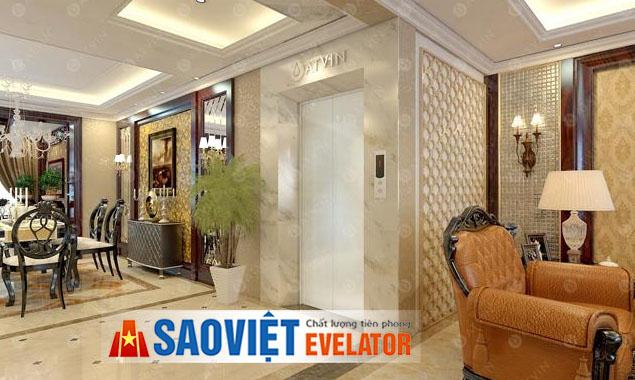 Thang máy Sao Việt là công ty thang máy hàng đầu tại Đà Nẵng