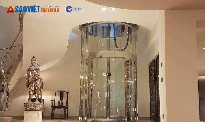 Sao Việt là công ty hàng đầu về thang máy gia đình tại Việt Nam