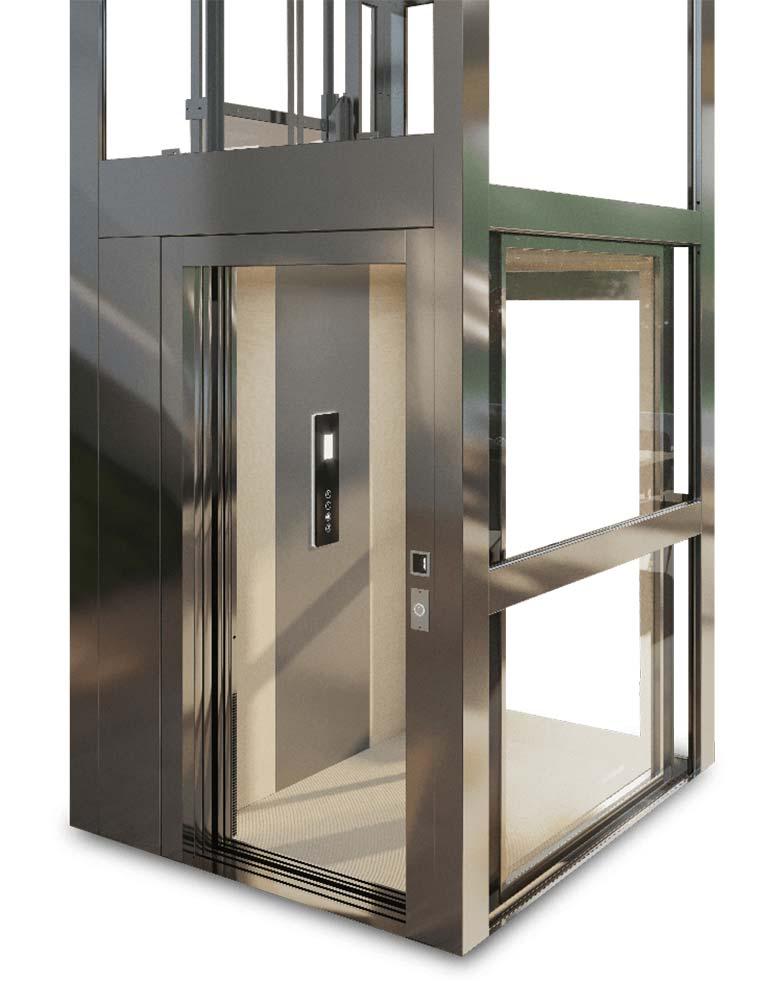 Thang máy Vinstar cửa mở tự động