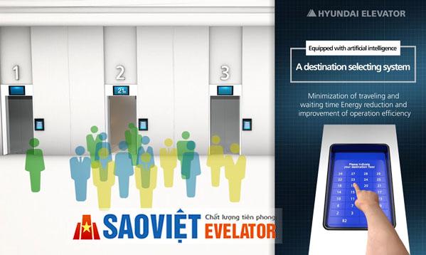 Thang máy Huyndai là hãng thang máy hàng đầu Hàn Quốc
