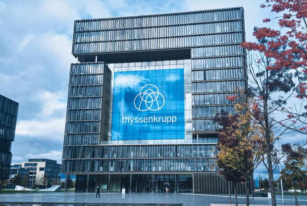 Trụ sở chính Thyssenkrupp Elevator